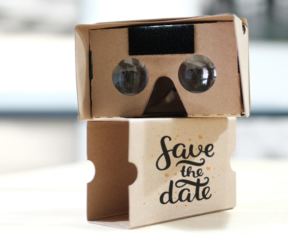 Eljött az ideje a virtuális valóság esküvői videónak